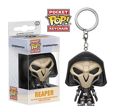 Overwatch - Reaper POP Vinyl klíčenka