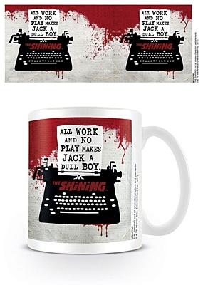 Osvícení (The Shining) - Hrnek Typewriter