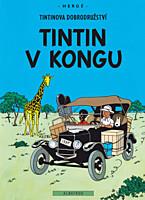 Tintinova dobrodružství 02: Tintin v Kongu