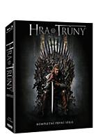 BD - Hra o trůny 1. série (5 Blu-ray) (VIVA)