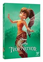 DVD - Zvonilka a tvor a Netvor (edice Disney víly)