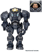 Heroes of the Storm - Raynor, Renegade Commander (45410)