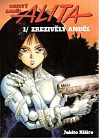 Bojový anděl Alita 1: Zrezivělý anděl