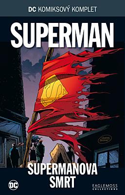 DC Komiksový komplet 022: Superman - Supermanova smrt
