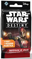 Star Wars: Destiny - Impérium ve válce - doplňkový balíček