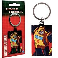 Transformers - Kovová klíčenka Bumblebee