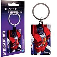 Transformers - Kovová klíčenka Starscream