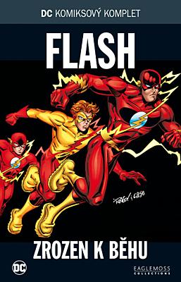 DC Komiksový komplet 023: Flash - Zrozen k běhu