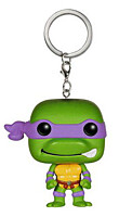 Teenage Mutant Ninja Turtles - Donatello POP Vinyl klíčenka