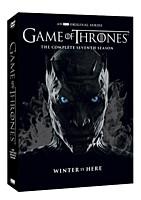 DVD - Hra o trůny 7. série (4 DVD)