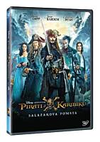 DVD - Piráti z Karibiku 5: Salazarova pomsta