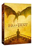 DVD - Hra o trůny 5. série (5 DVD) (VIVA)