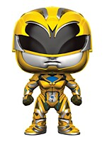 Power Rangers - Yellow Ranger POP Vinyl Figure
