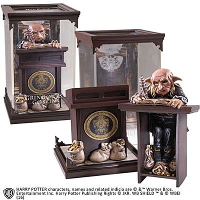 Harry Potter - Magical Creatures - Gringotts Goblin