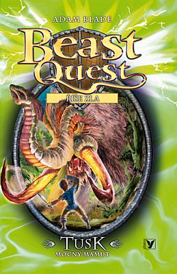 Beast Quest 17: Tusk, mocný mamut