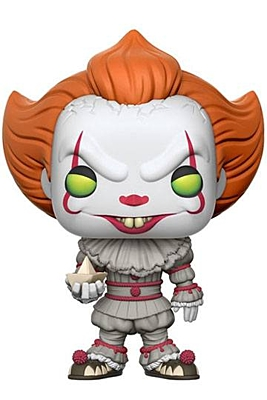 It (To) - Pennywise with Boat POP Vinyl Figure