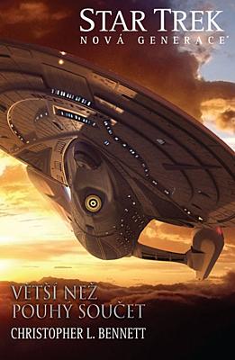 Star Trek - Nová generace: Větší než pouhý souček