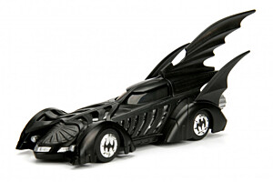 Batman Forever - 1995 Batmobile Diecast Model 1/32