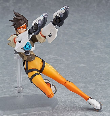 Overwatch - Tracer Figma Action Figure 14 cm