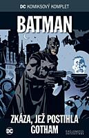 DC Komiksový komplet 029: Batman - Zkáza, jež postihla Gotham