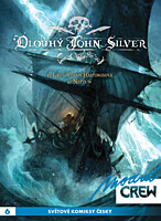 Modrá Crew 06 - Dlouhý John Silver 1, 2