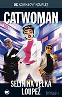 DC Komiksový komplet 032: Catwoman - Selinina velká loupež