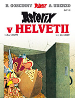 Asterix 07: Asterix v Helvetii (5. vydání)