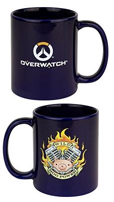 Overwatch - Hrnek Roadhog