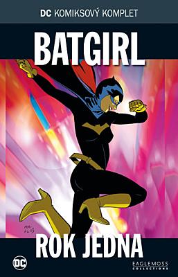 DC Komiksový komplet 035: Batgirl - Rok jedna