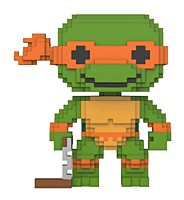 Teenage Mutant Ninja Turtles - Michelangelo 8-bit POP Vinyl Figure
