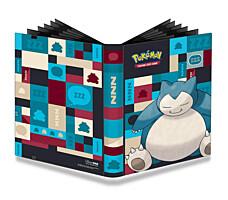 Album PRO-Binder - Pokémon: Snorlax (85530)