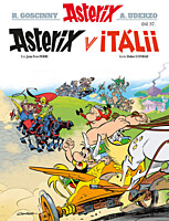 Asterix 37: Asterix v Itálii