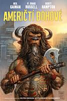 Američtí bohové 1: Stíny (limitovaná obálka)