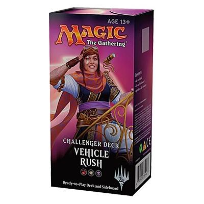 Magic: The Gathering - Challenger Deck - Vehicle Rush