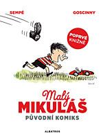 Malý Mikuláš - Původní komiks