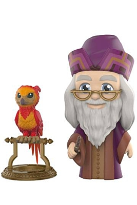 Harry Potter - Albus Dumbledore 5 Star Vinyl Figure