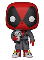 Deadpool - Bedtime Deadpool POP Vinyl Figure