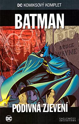 DC Komiksový komplet 043: Batman - Podivná zjevení