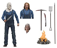 Friday the 13th - Part 2 - Jason Ultimate Action Figure 18 cm (39719)