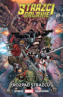 Strážci Galaxie 3: Rozpad Strážců