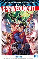 Znovuzrození hrdinů DC - Liga spravedlnosti 2: Epidemie