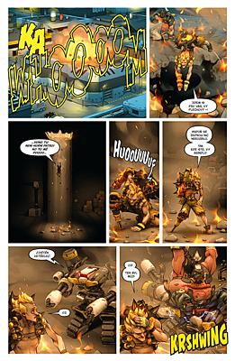 Overwatch - Antologie, svazek 1