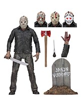 Friday the 13th - Part 5 - Jason Vorhees Ultimate Action Figure 18 cm (39709)