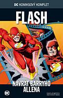 DC Komiksový komplet 050: Flash - Návrat Barryho Allena