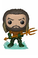Aquaman - Aquaman (Arthur Curry) in Hero Suit POP Vinyl Figure