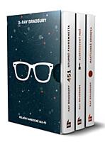 Ray Bradbury - Milníky americké sci-fi (BOX)