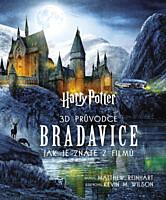 Harry Potter - 3D průvodce - Bradavice