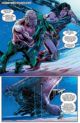 Znovuzrození hrdinů DC - Liga spravedlnosti vs. Sebevražedný oddíl 1
