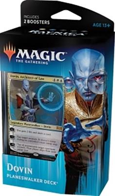 Magic: The Gathering - Ravnica Allegiance Planeswalker Deck: Dovin