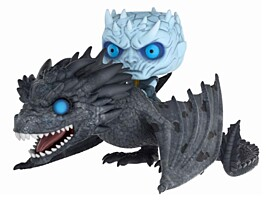 Game of Thrones - Night King and Icy Viserion (Glow in the Dark) POP Vinyl Figure